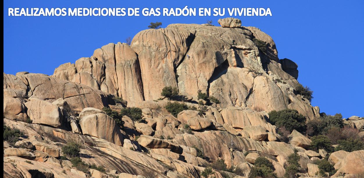 Mediciones de concentraci n de gas rad n para particulares for Medicion de gas radon